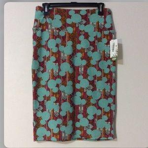 Lularoe Disney Cassie Skirt size Medium NWT